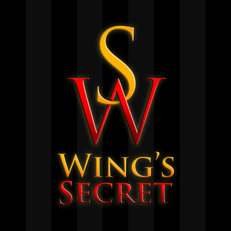 Logo Wings Secret